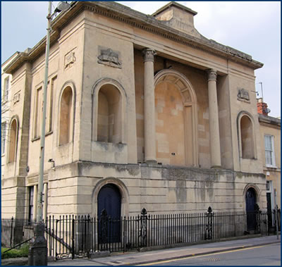 Cheltenham Masonic Hall
