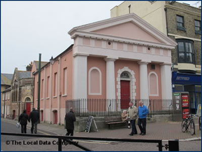 Weymouth Masonic Hall  in 1815.